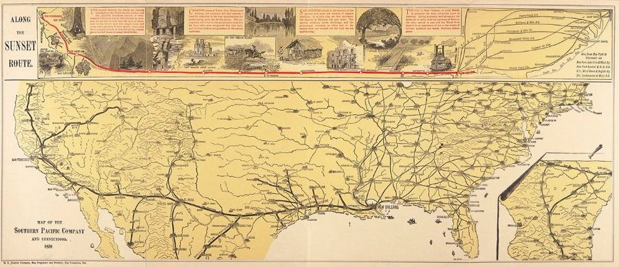Railroad Maps