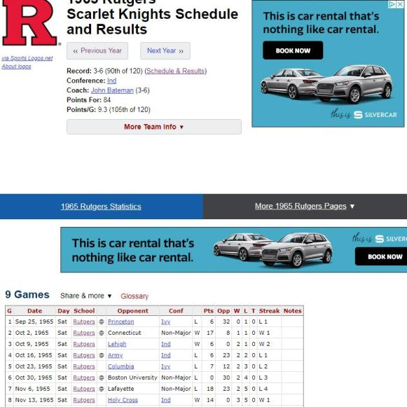 image.Rutgers football schedule.