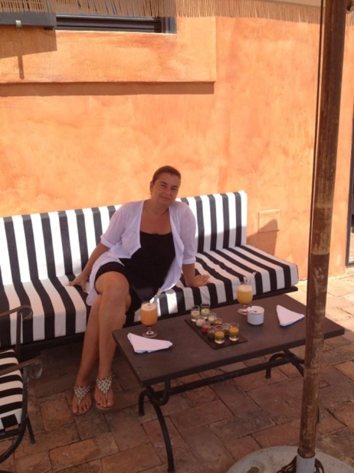 Countess Concierge Barbara Lessona Relais Chateau 30 min from Rome!