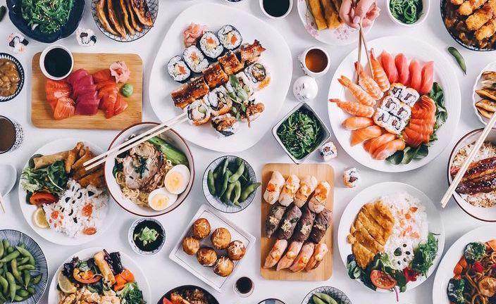 """""""Então e Sushi, posso comer?"""""""