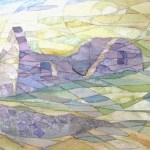 Aberfelin mill in Spring