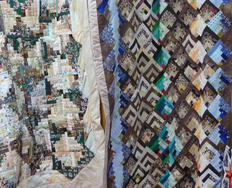 detail quilts