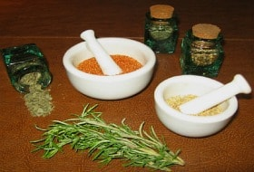 Herb Meat Rub