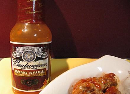 Budweiser's Wing Sauce