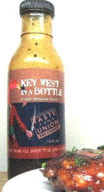 Key West in a Bottle