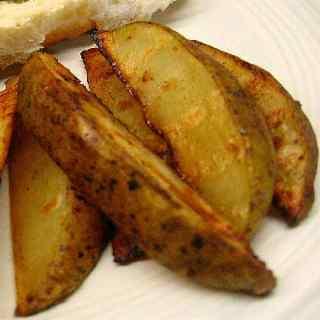 Grilled Cajun Potatoes