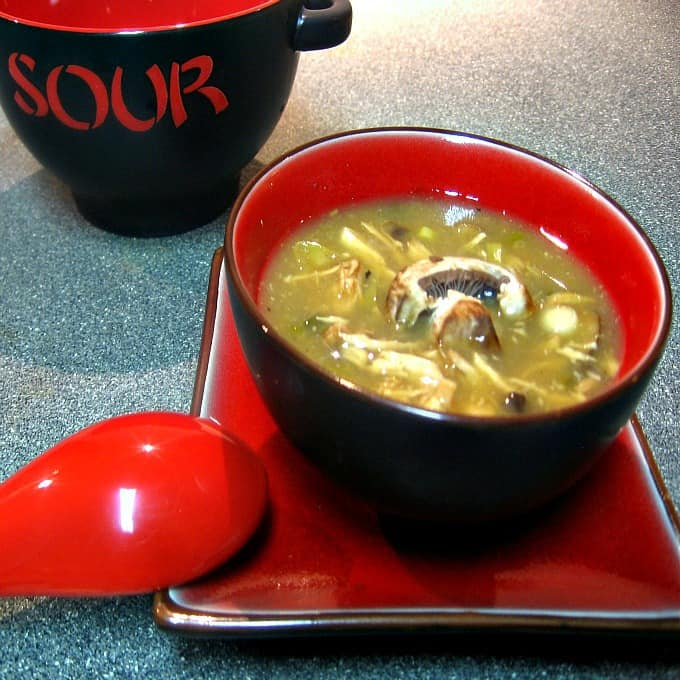 Sweet and Sour Soup