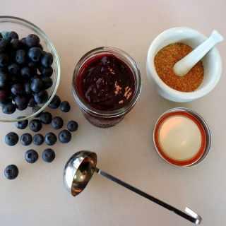 Blueberry BBQ Sauce