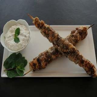 Chicken Souvlaki – Greek Kabobs