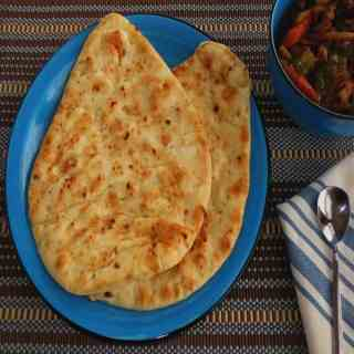 Grilled Naan