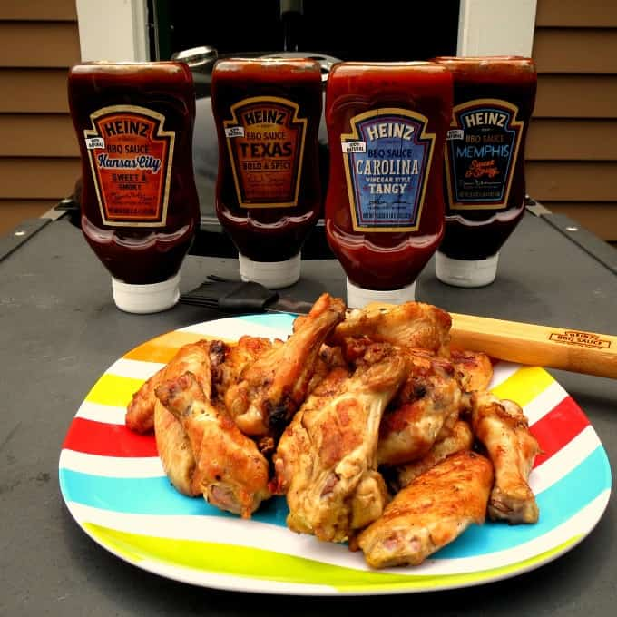 Heinz Pitmaster Collection BBQ Sauces