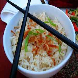 Coconut Rice
