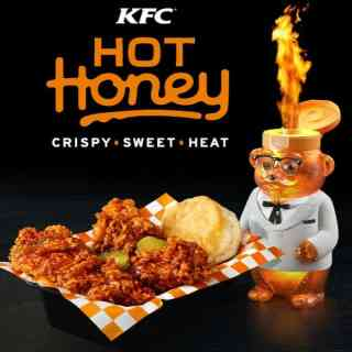 KFC's New Hot Honey Chicken