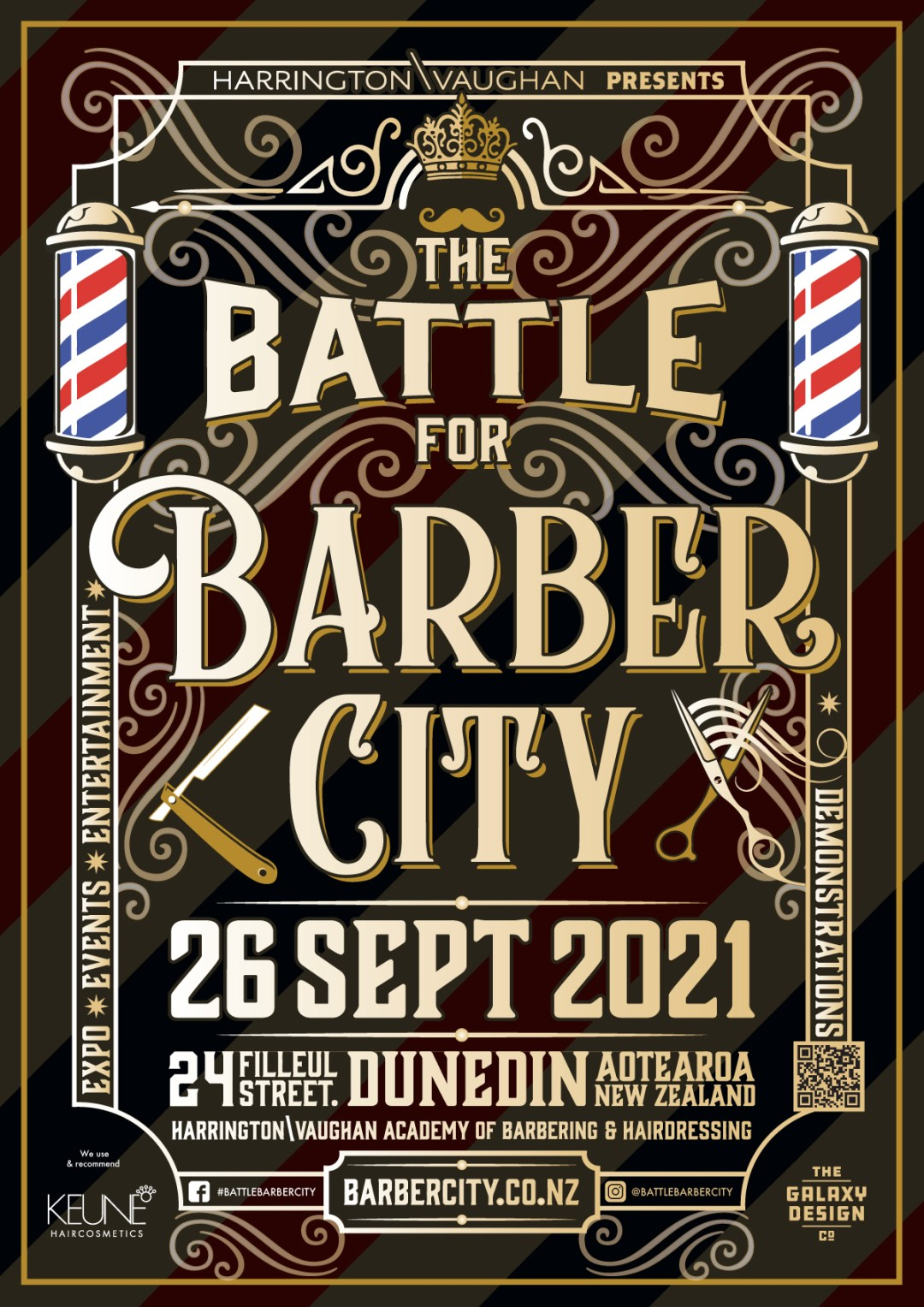 The Battle For Barber City 2021