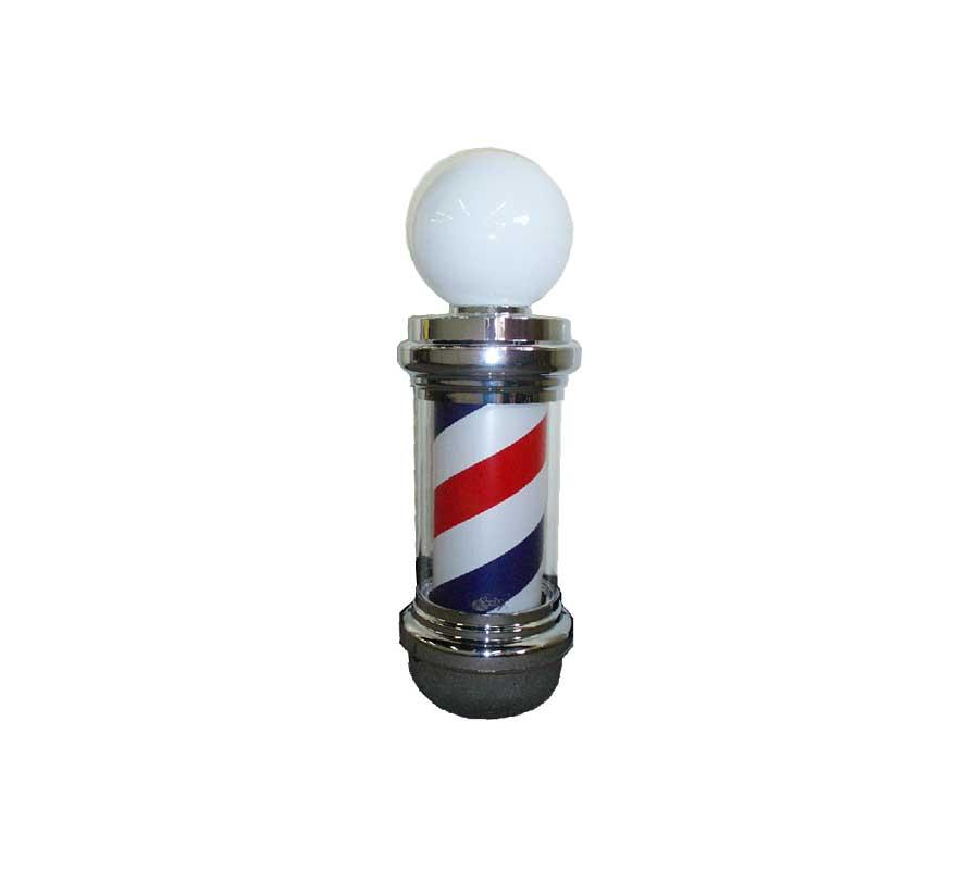 Yanaki Barber Pole With Globe 2131 Barber Supplies