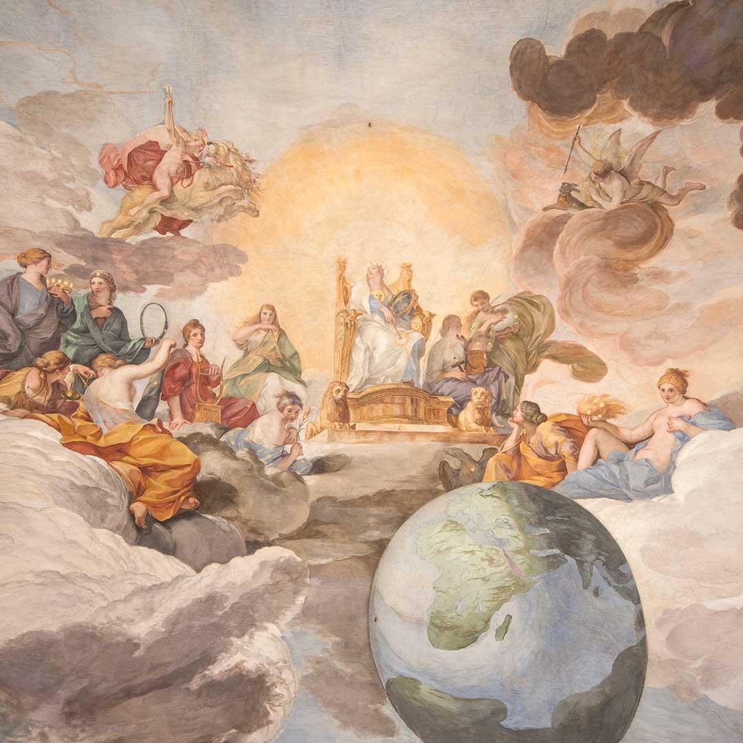 Allegoria Della Divina Sapienza Gallerie Nazionali