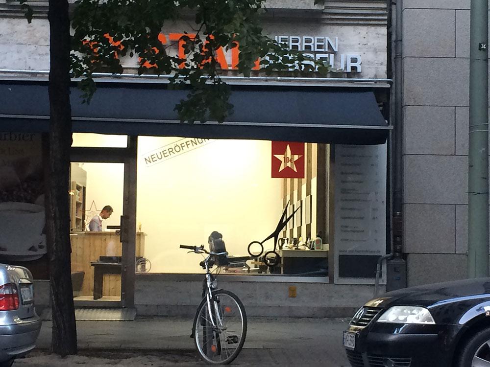 Weitere ideen zu haarschnitt männer, herrenfrisuren, haarschnitt. Star Herren Friseur Barbershop Berlin