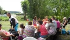 juillet 2014 pique nique au jardin partagé 7