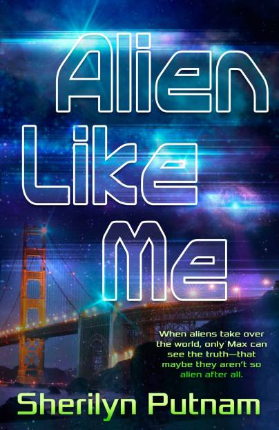 Alien Like Me Cover Reveal