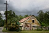 Florida summer storm