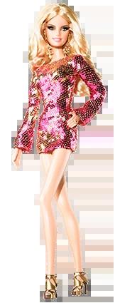 Barbie Collection Pop Culture - Heidi Klum