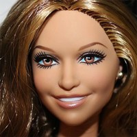 Miss Barbie Puerto Rico - Mercedes