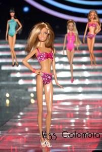 Miss Barbie Colombia - Alejandra