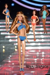 Miss Barbie Uruguay - Rocio