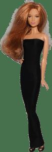 Miss Barbie Nauru - Chloé