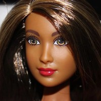 Miss Barbie East Timor - Kitty