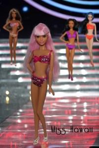 Miss Barbie Hawaii - Kiara