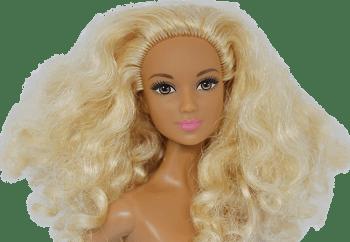 Barbie Hair Mid-Long