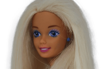 Barbie Hair Very Long