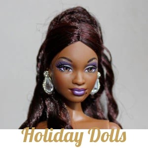 Barbie Holiday Dolls