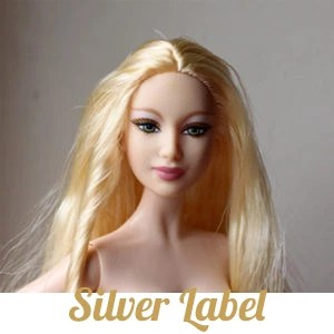 Barbie Silver Label