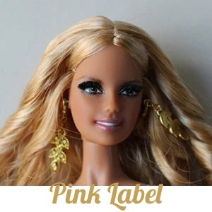 Barbie Pink Label