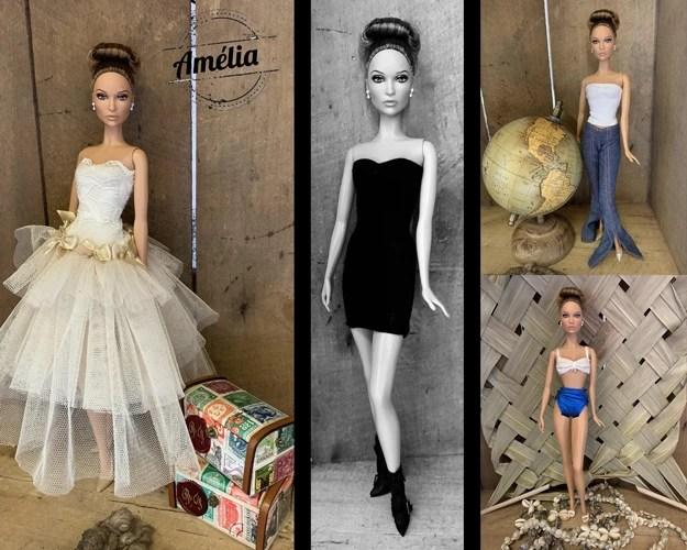 Miss Barbie Amélia