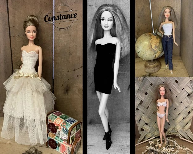 Miss Barbie Constance