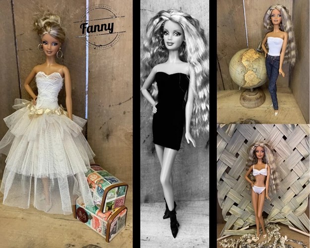 Miss Barbie Fanny