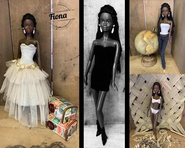 Miss Barbie Fiona