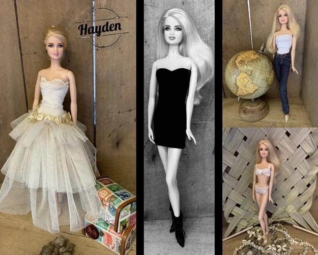 Miss Barbie Hayden