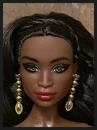 Miss Barbie Isadora