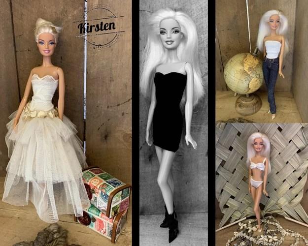 Miss Barbie Kirsten
