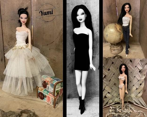 Miss Barbie Yumi