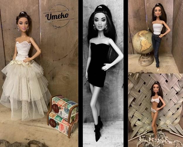Miss Barbie Umeko