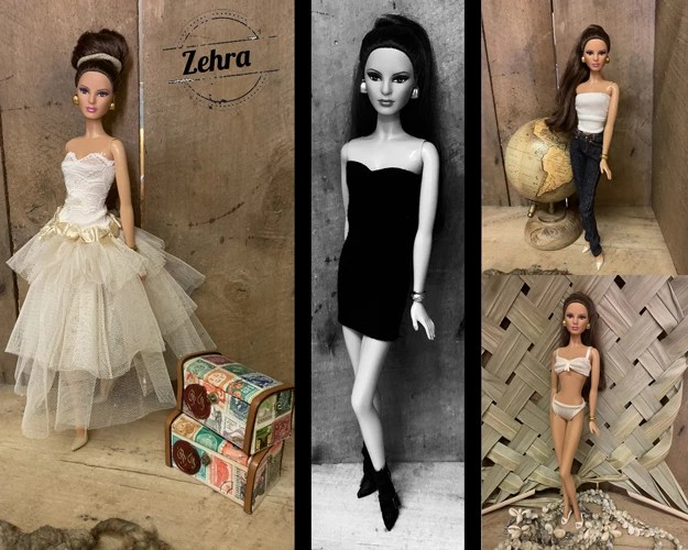 Miss Barbie Zehra