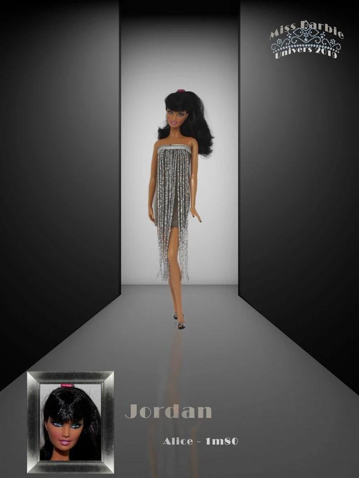 Miss Barbie Alice