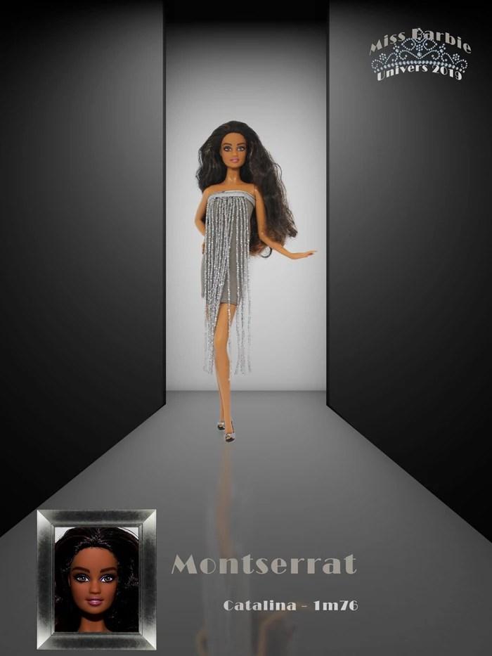 Miss Barbie Catalina