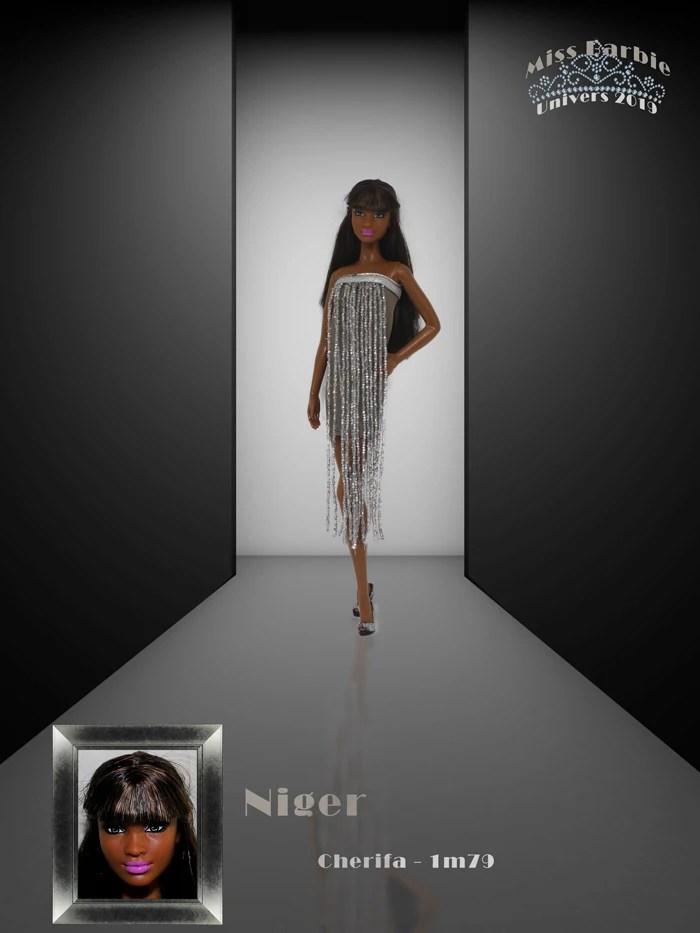 Miss Barbie Cherifa