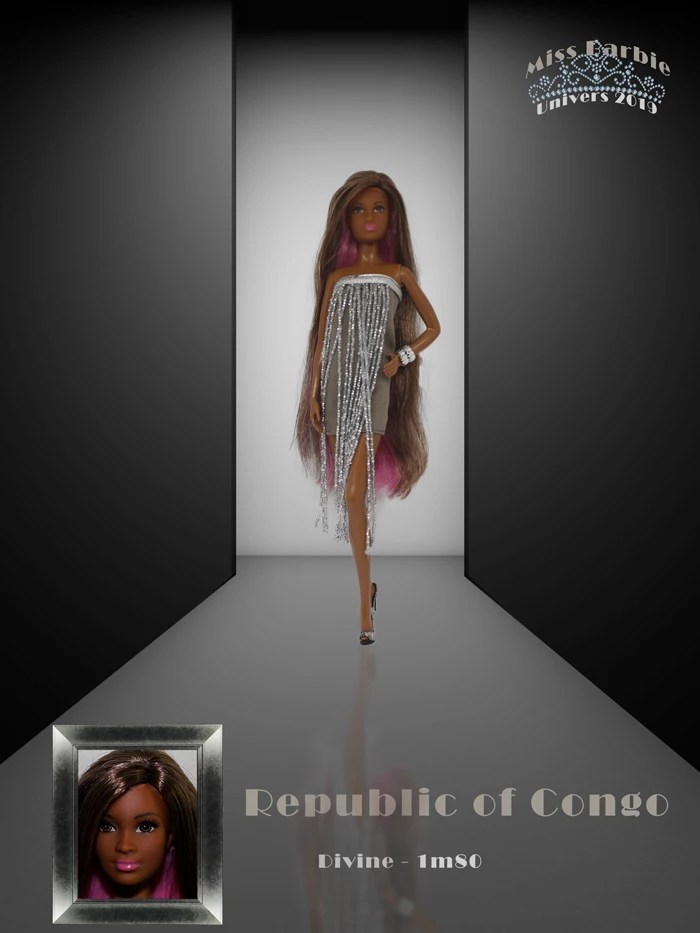 Miss Barbie Divine
